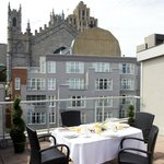 Rooftop terrace Executive -Signature Suite