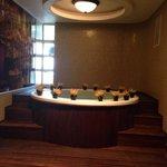 Tub in Spa