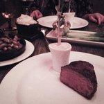 Roasted Beef with Bone Marrow