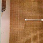 Tiles in change room