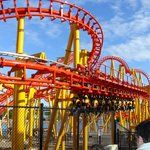 La Ronde (Six Flags) amusement park