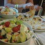 insalata con pesce vario