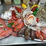 Fresh fish at Venus !!!!
