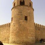 Tower at the medina...