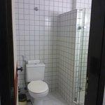 Banheiro super limpo