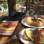 heerlijk ontbijten bij ZEST