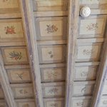 hand-crafted ceiling