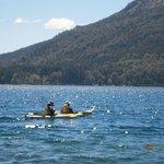 Lago Gutierrez y un lindo paseo