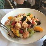 Salade de homard