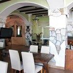 интерьер кафе отеля