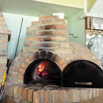 печь для выпекания пиццы