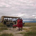 Wilson and Julius!! Amboseli