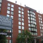 hotel Four points by sheraton Gatineau