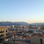 View from the roof terrace