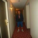 corredor do 2º andar