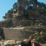 Старинная крепость-вид с кораблика