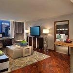 Platinum Suite Living Room