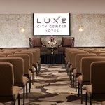 Figueroa Room - Theatre Seating