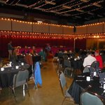 Dinner at the Event Center