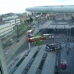 Shops,Trains & Busses