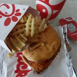 #1 Original Chicken Meal Elkton Chick-Fil-A