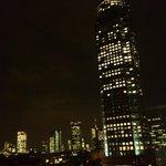 Just before enjoying some of Frankfurt's nightlife