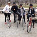 Passeio bike pelo central park