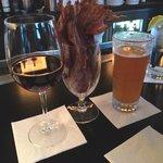 Pinot Noir, Bar Bacon, Jai Lai IPA