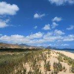 vista hotel dalle dune