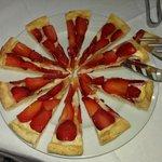 vegan - crostata alle fragole
