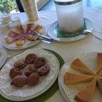 vegan - muffin ai frutti di bosco
