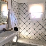 Romeo e Giulieta suite: bathroom