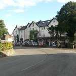 Red Lion Square in Grasmere