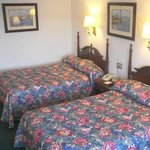 NRFKIBPFort Knox Park Inn Room