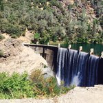 Dam at Lake Clementine