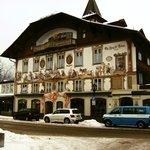 Geburtshaus von Ludwig Thoma