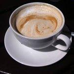 Great decaf latte