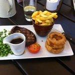 Lamb Gigot Steak