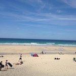 lovely beach on your doorstep