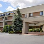 Welcome to the Baymont Inn and Suites Bridgeport