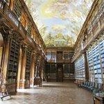 library at Strahov Monastary
