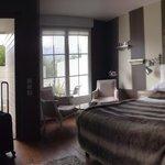 bedroom Hotel Spa La Baie des Anges