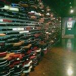 Muro di chitarre