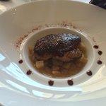 foie gras pour commencer