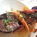 homard pour le plat