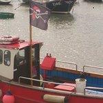 Harry May's Fishing Boat