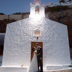 Church near Astra - you can have your ceremony on top of it