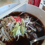 beef noodle soup, YUM!!