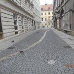 """Lo que se conoce como """"La calle del tramposo"""""""