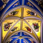 Ceiling in the Basilica of the Sacred Heart